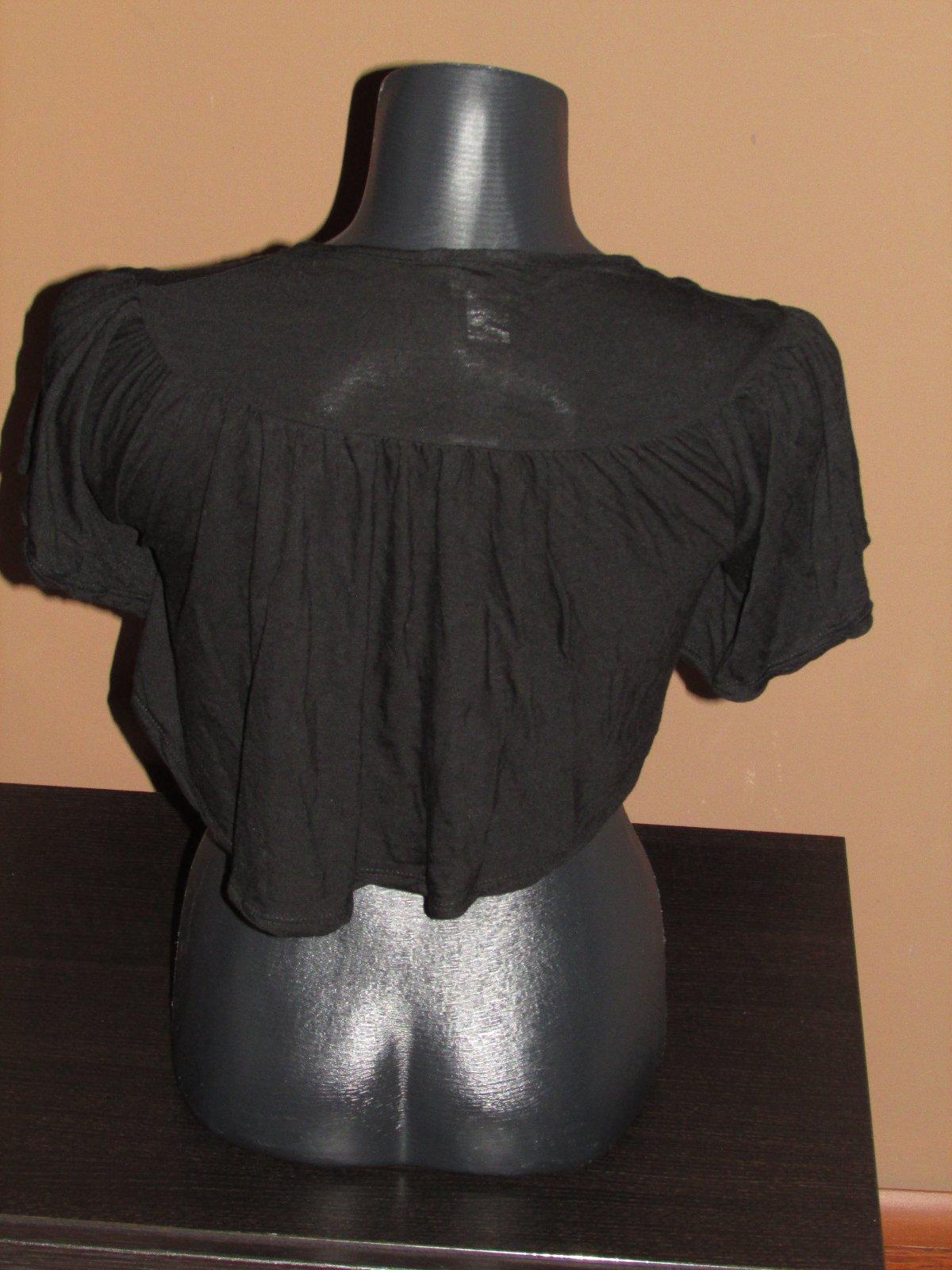 Tričkové bolerko - Obrázok č. 2