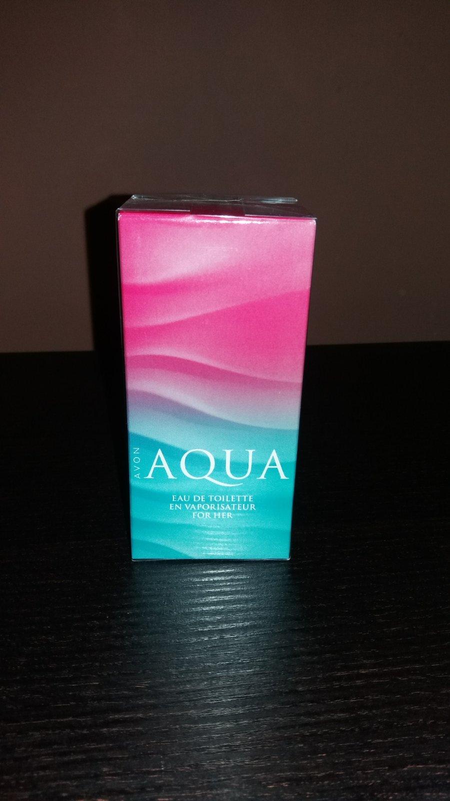 Toaletná voda Aqua - Obrázok č. 1