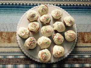 cupcakes nesmú chýbať :)