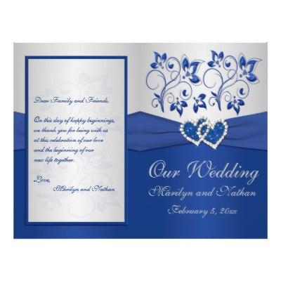 Královsky modrá pohádková svatba - Obrázek č. 8