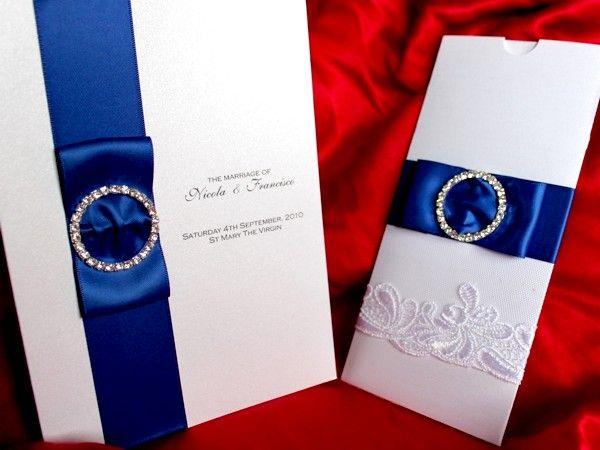 Královsky modrá pohádková svatba - Obrázek č. 11