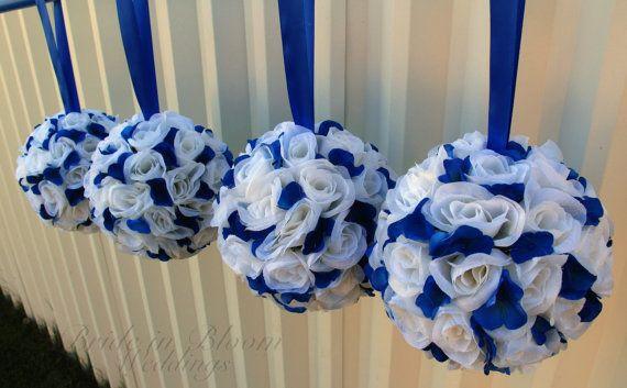 Královsky modrá pohádková svatba - Obrázek č. 13