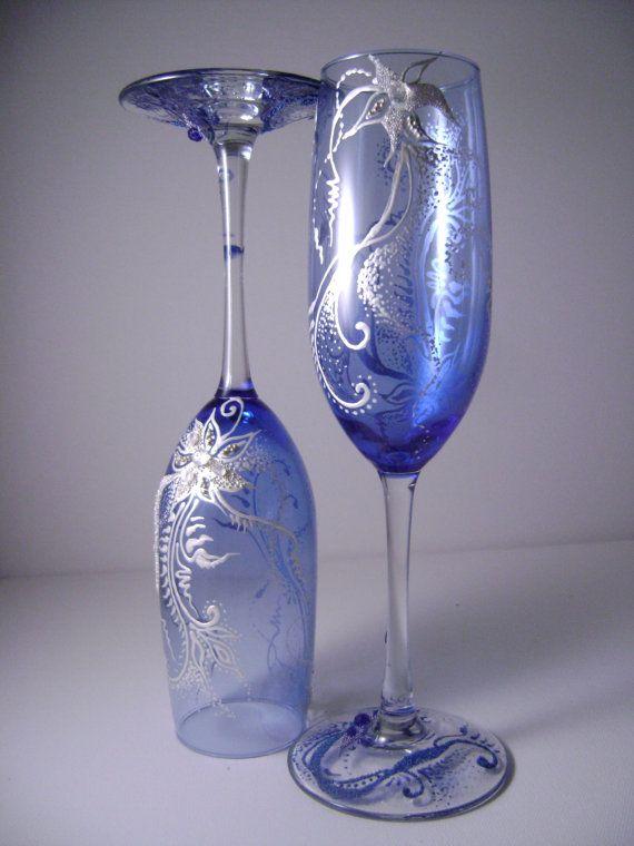 Královsky modrá pohádková svatba - Obrázek č. 16