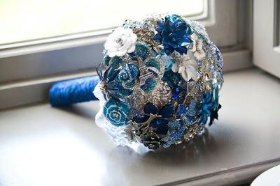 Královsky modrá pohádková svatba - Obrázek č. 20