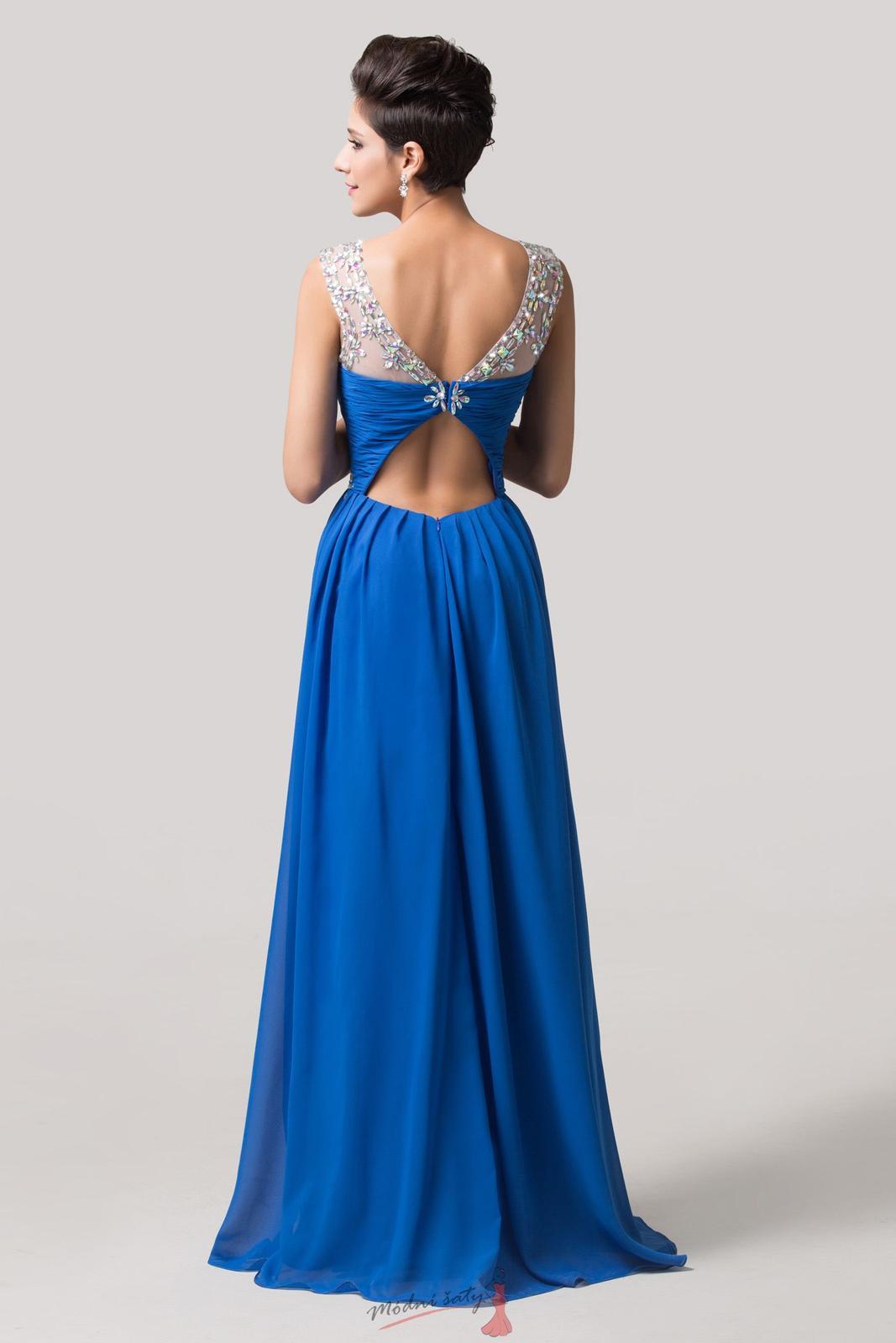 Královsky modrá pohádková svatba - Pro družičky