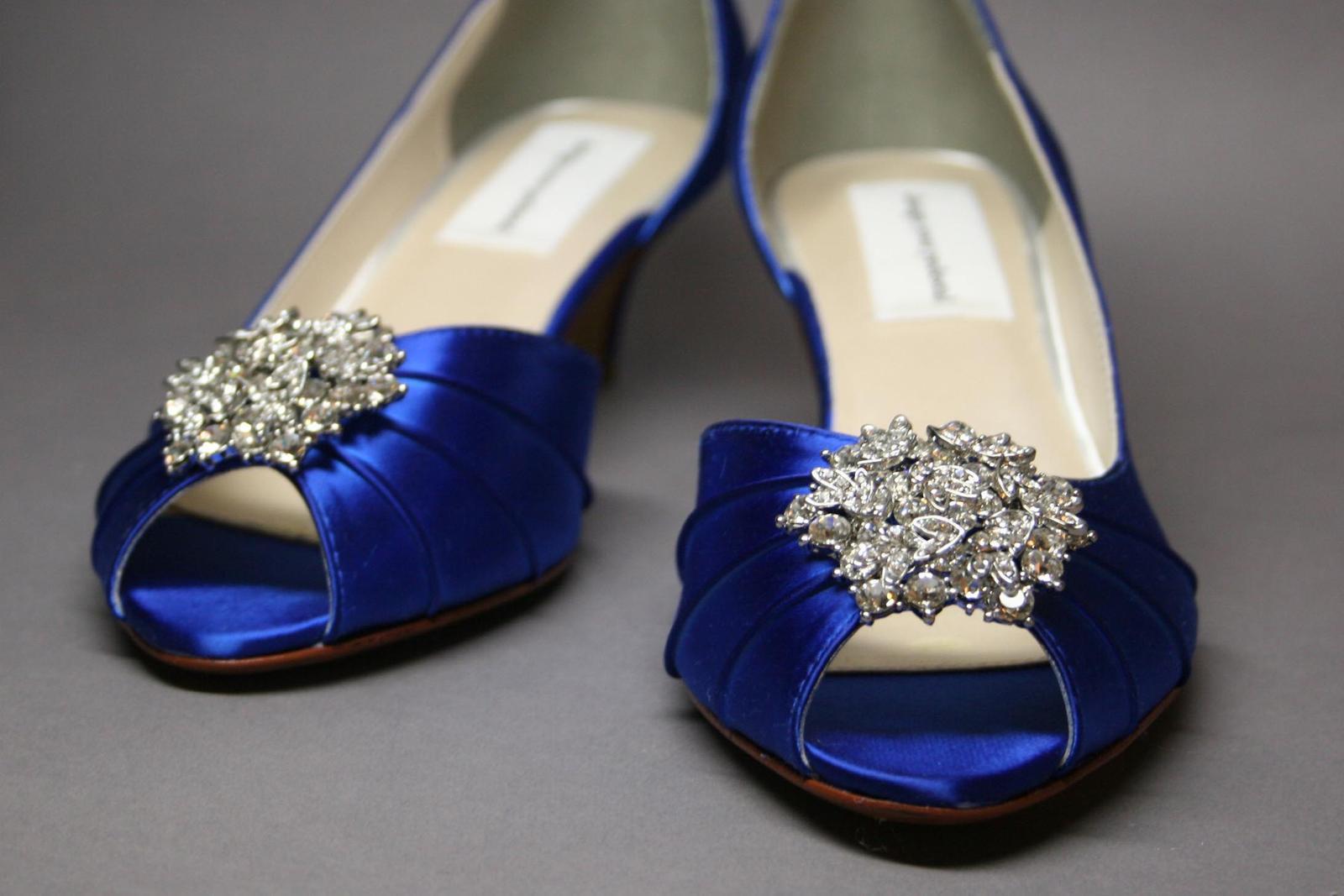 Královsky modrá pohádková svatba - Obrázek č. 27