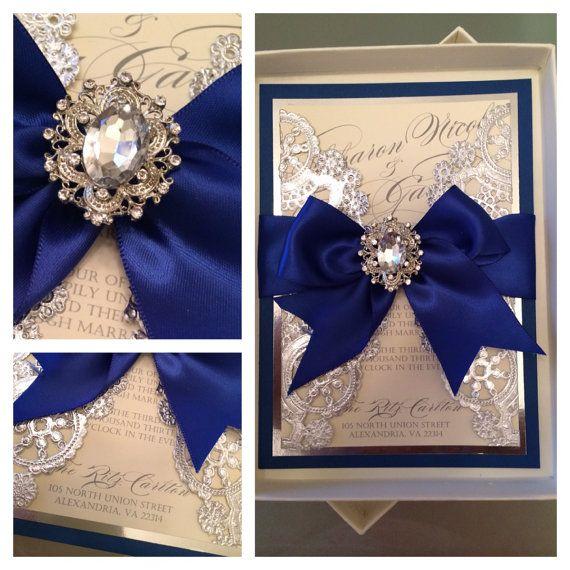 Královsky modrá pohádková svatba - Obrázek č. 48