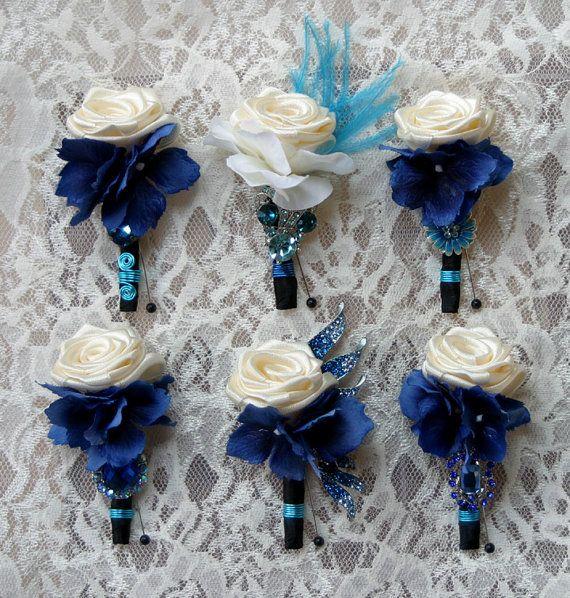 Královsky modrá pohádková svatba - Obrázek č. 50