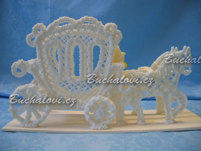 Královsky modrá pohádková svatba - bože to je dokonalý!