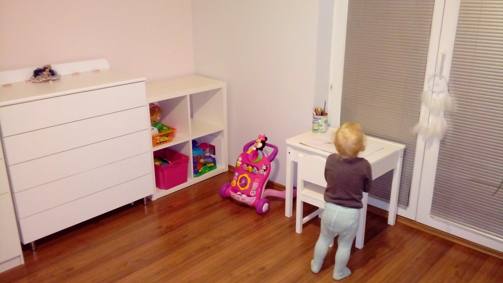 Projekt hostovska  nakoniec detska :-D - mala je spokojna