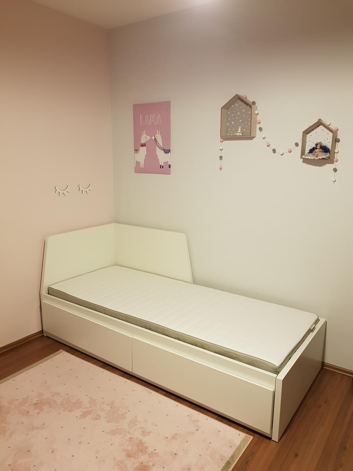 Projekt hostovska  nakoniec detska :-D - Nova postel..konecne...