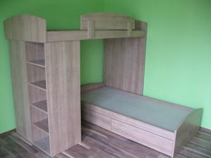 a baby maju postel :)