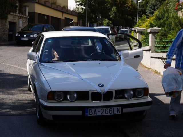 Michaela Gerekova{{_AND_}}Michal Markulak - zenichovo auto