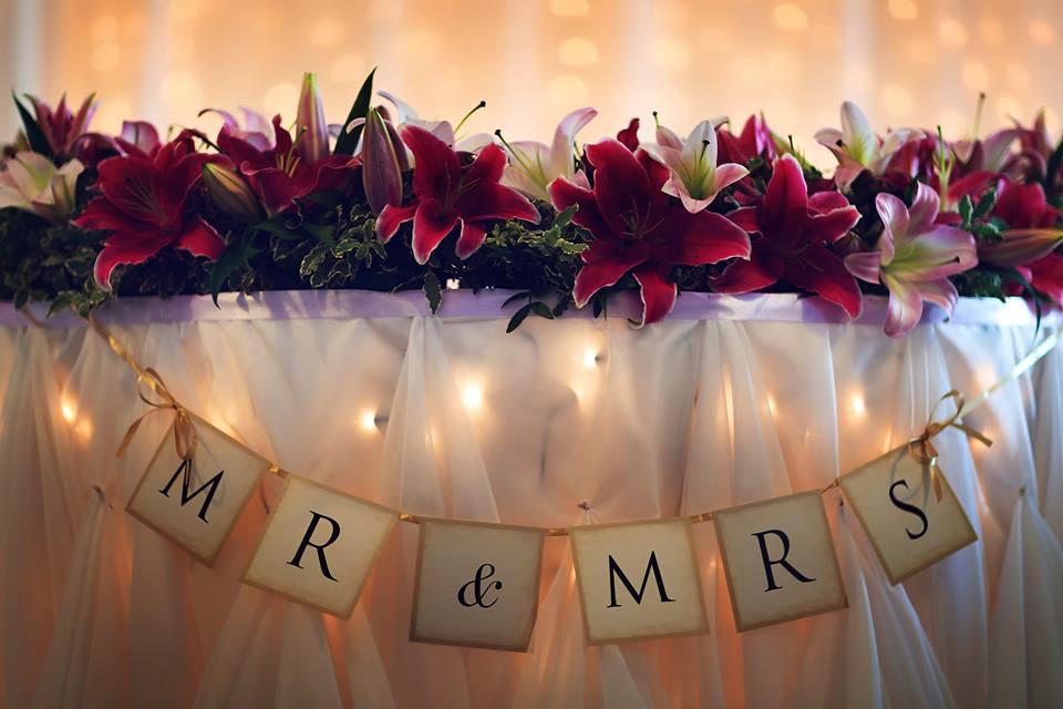 Michaela Papanek{{_AND_}}Juraj Papanek - náš svadobný stôl
