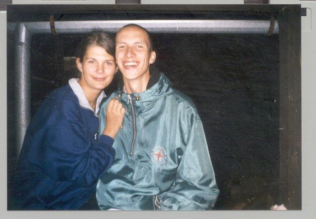 Vsetko o nas - nasa prva fotka r. 2000