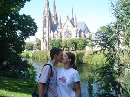 Vsetko o nas - laska v Strasbourg