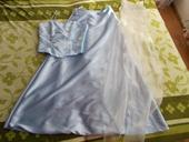Korzetové šaty na stužkovú č. 38, 38