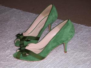 Popolnočné topánočky