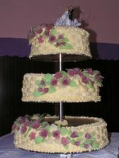 moja svadobna torta