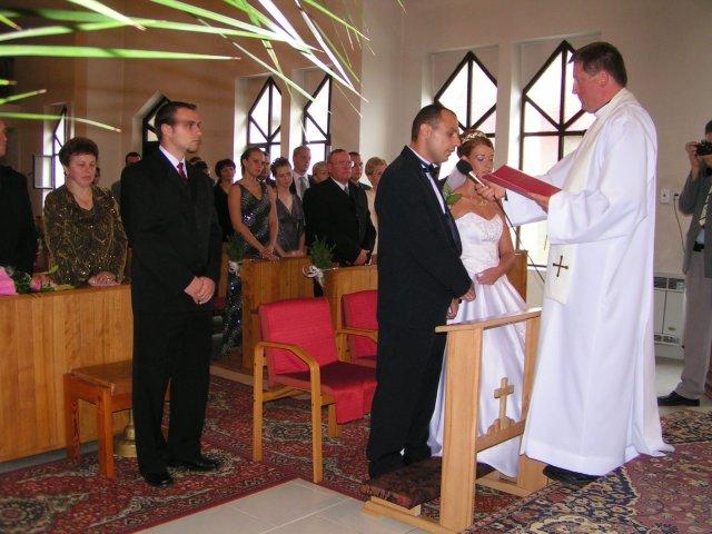 Melinda Mulidránová{{_AND_}}Kristián Kováč - prísaha
