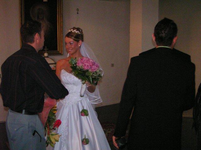 Melinda Mulidránová{{_AND_}}Kristián Kováč - bola to velka svadba aku som si priala