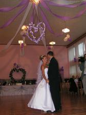 naš prvý tanec