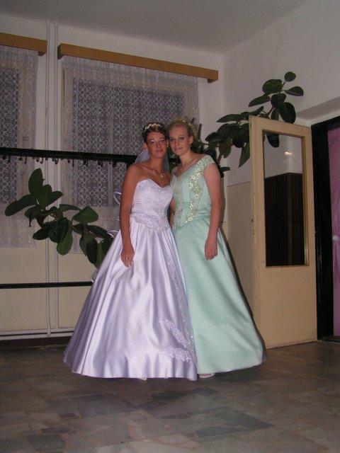 Melinda Mulidránová{{_AND_}}Kristián Kováč - s mojou sestrou