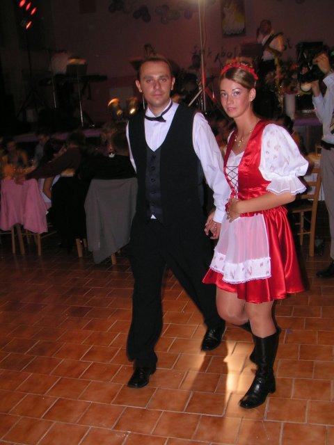 Melinda Mulidránová{{_AND_}}Kristián Kováč - po redovom