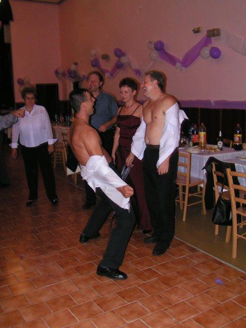 Melinda Mulidránová{{_AND_}}Kristián Kováč - mali sme aj striptiz