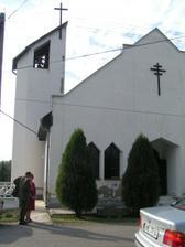 brali sme sa v tomto kostole v Somotore