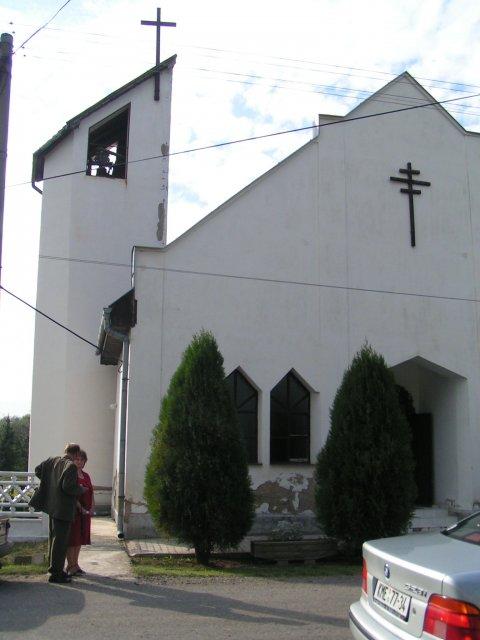 Melinda Mulidránová{{_AND_}}Kristián Kováč - brali sme sa v tomto kostole v Somotore