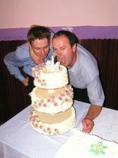 nechajte moju tortu
