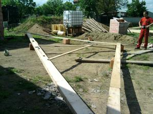 šablona na krovy