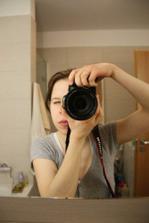 Obraz ze zrcadla