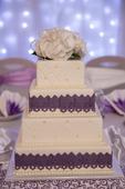 Polystyrénová torta svadobná ,