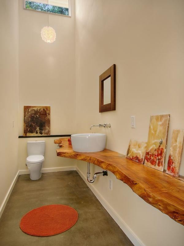 Koupelna v rustikálním stylu - Obrázek č. 13
