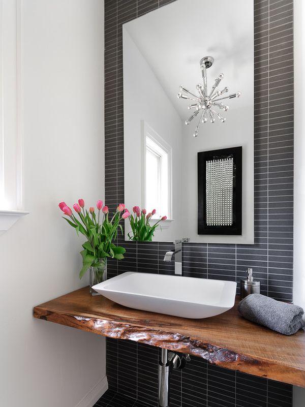 Koupelna v rustikálním stylu - Obrázek č. 15