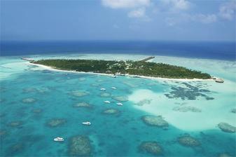 Druha svatebni cesta -Meeru island-maledivy