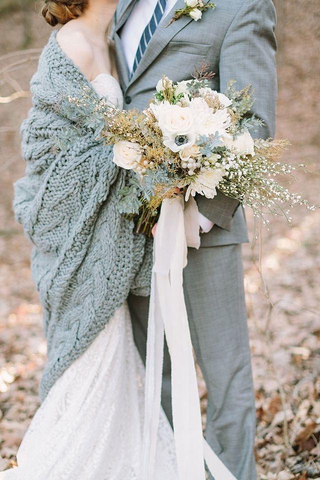 Krása zimní svatby...❄️ - Obrázek č. 18