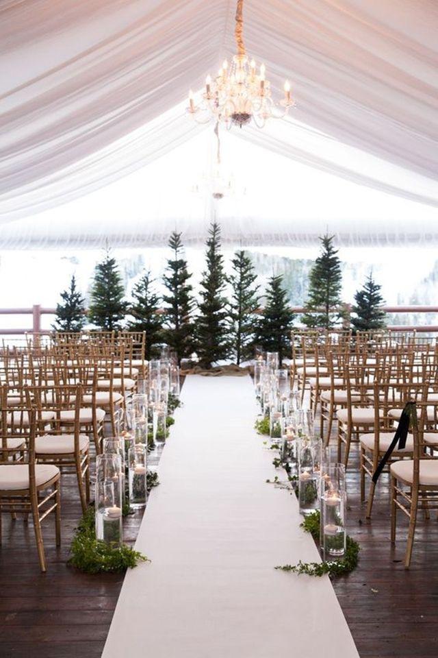 Krása zimní svatby...❄️ - Obrázek č. 34