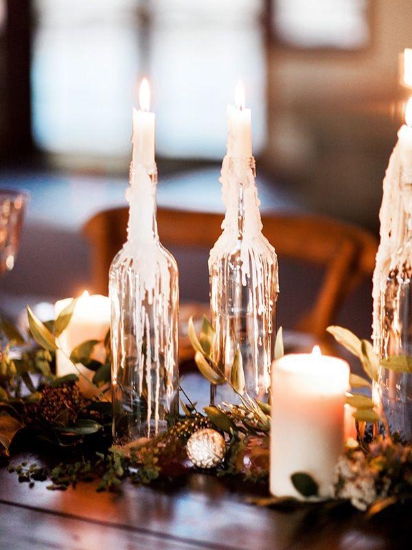 Krása zimní svatby...❄️ - Obrázek č. 45