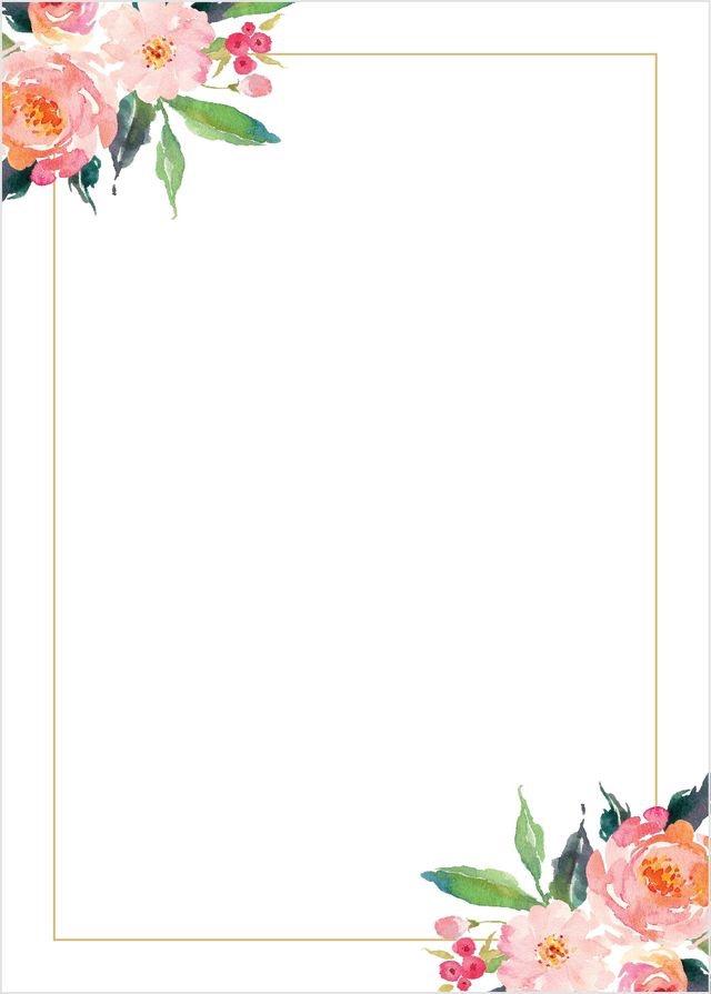 Předlohy pro Svatební oznámení 🌸... - Obrázek č. 16
