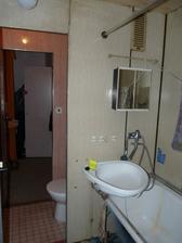 Strašidelná kúpelka.