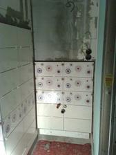 Tu bude umývadlo