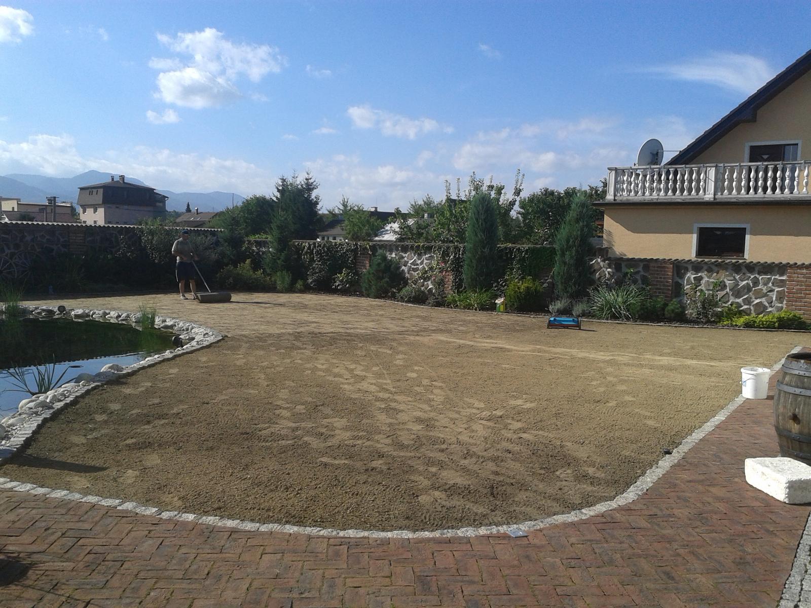 Exterier zahrada - Obrázok č. 61