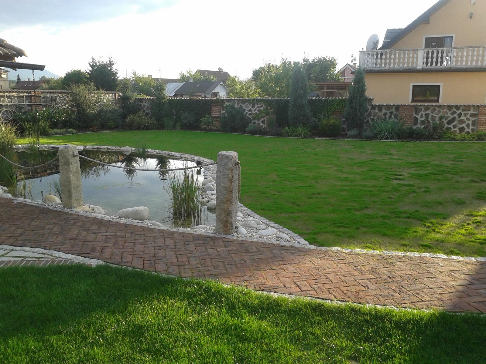 Exterier zahrada - Obrázok č. 81