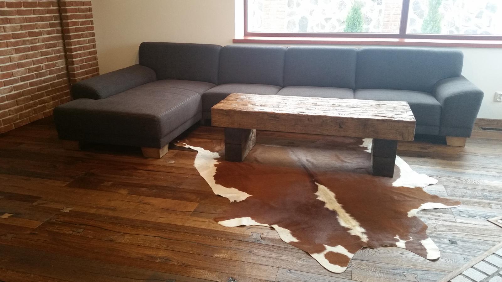 Náš interier - Pomaličky zariaďujeme obývačku...