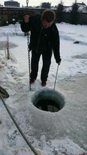 ...jazierko zamrznute...dufam, ze to kapriky preziju☺