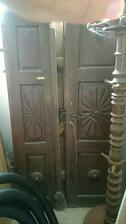 ...tymito dverami moj muz u mna prebudil lasku ku starym veciam☺