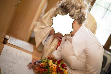Tehotenske svadobne saty - Obrázok č. 3